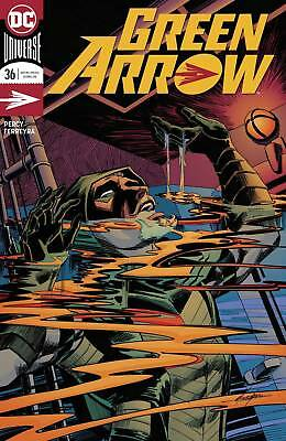 Dc Comics - Green Arrow #36 Variant - First Print