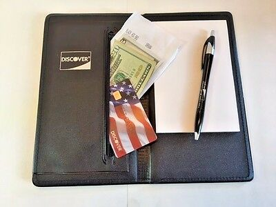 Waiter Wallet Server  Book  (One Book) Rest, Bar, Free Fast Ship, Sale!!!