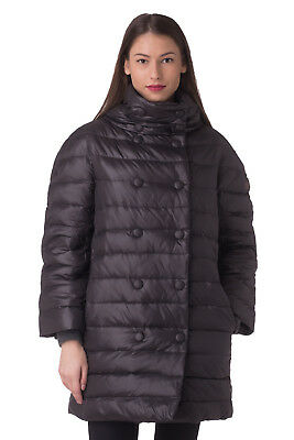 RRP €384 TRUSSARDI COLLECTION Size 44 / L Down Bracelet Sleeve Quilted Jacket