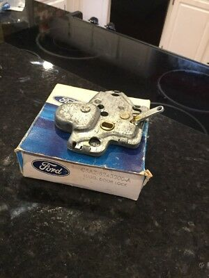 Nos 1967-1970 Mustang Torino Fairlane Trunk Latch For Remote Release