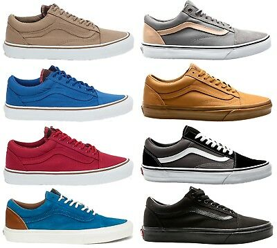 Vans Old Skool Classics Unisex Men's Women's Sneaker Skate Shoes Shoes