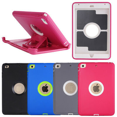 For iPad mini 4 / mini 3/2/1 Case(Shield Stand Fit for Otterbox Defender Series)