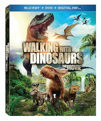 Walking With Dinosaurs [Blu-ray +DVD + digital]