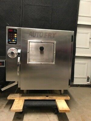 AutoFry Ventless Deep-Fryer 220V 1-Phase W/Heater Excellent Condition  Can Ship!