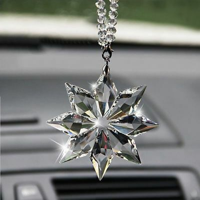 NEW 2017 ANNUAL EDITION LARGE CHRISTMAS GIFT ORNAMENT Snowflakes CRYSTAL #525758