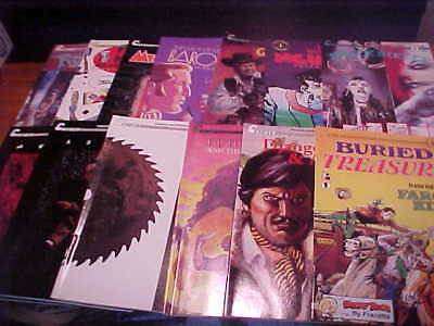 Independent Comic lot, Innovation, Caliber, etc (78), FREE SHIP