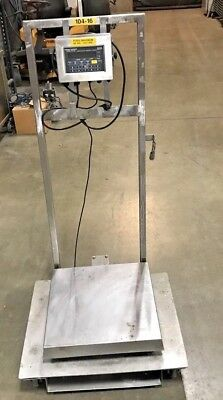 Pallet Truck Scale Avery Weigh-Tronix WI-125