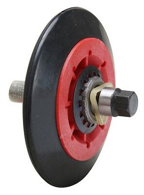 4581EL2002A New Drum Roller Wheel and Shaft for LG Dryer AP4437815 PS3523053