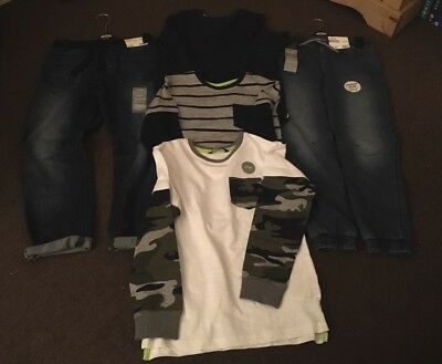 Boys Clothing Bundle - Age 9-10 Years Brand New With Tags Bnwt