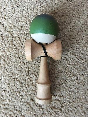Rez Kendama Maple Rez Ken x Cushion Clear Cooper Eddy Pro Model Tama