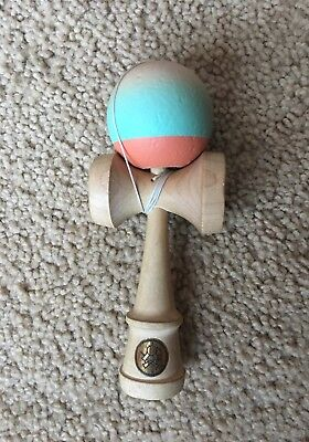 Sweets Kendama OG Max Norcross Pro Model Cushion Clear Tama x OG HG Maple Ken