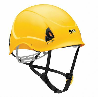 Petzl Work and Rescue Helmet Yellow   A20BYA