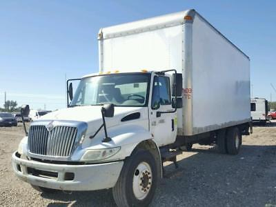 1998- 2006 International 4200 & 4700 CONVENTIONAL CAB 24' BOX TRUCKS