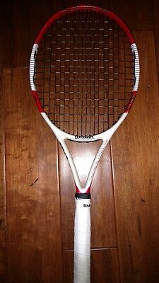 Wilson Six.One 6.1 95S 18x16, 4 3/8, Used in good condition