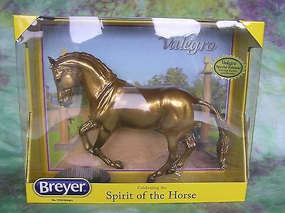 Breyer Gold Valegro Limited Edition