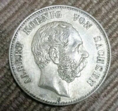 German Prussia - 1902A - 2 Zwei Mark - Nice Old Silver Coin