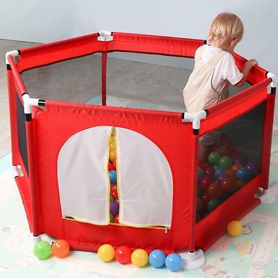 Tent Cloth Material Baby Playpen,Pet Pen,Kids Toddler,Safety Baby Crawling Fence