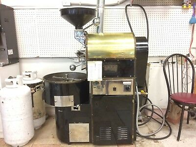 AMBEX COMMERCIAL COFFEE BEAN ROASTER model YM 5