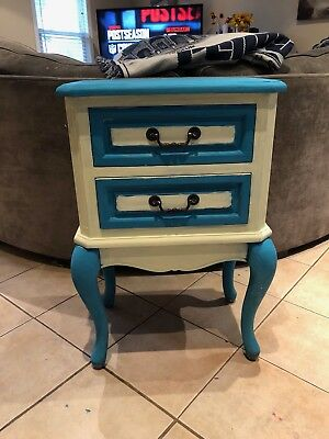 William And Mary Nightstand