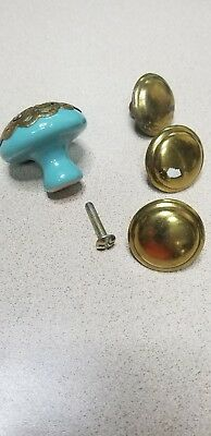 Art Deco Drawer Pulls and Handles Lot