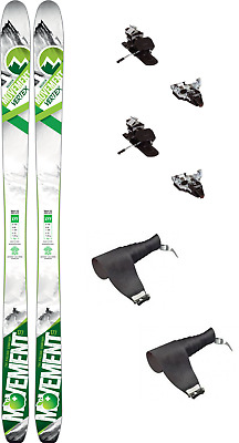 Movement Vertex 84 + Dynafit Radical St + Kohla Felle * Tourenski * 177 Cm - Neu