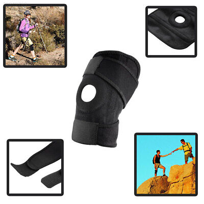 Elastic Adjustable Strap Knee Support Brace Guard Running Riding Protector