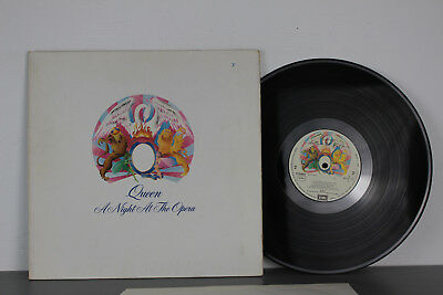 Vinly, Lp, Queen, A Night at the Opera, 1C 06297176, 1975 D