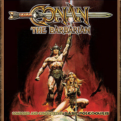 Conan Le Barbare (Conan The Barbarian) Musique De Film - Basil Poledouris (3 Cd)