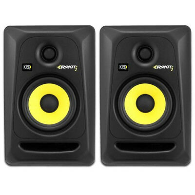 KRK Rokit RP5 G3 Studio Monitors (Pair)