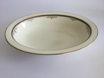 Minton Marlborough Oval Vegetable Serving Dish Bowl