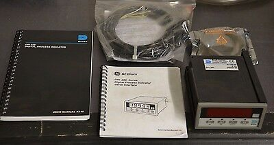 GE Druck DPI 280 Digital Process Indicator