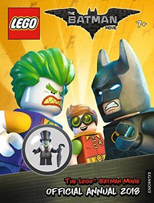 The LEGO® BATMAN MOVIE: Official Annual 2018 (Egmont Annuals 2018) By Egmont Pu