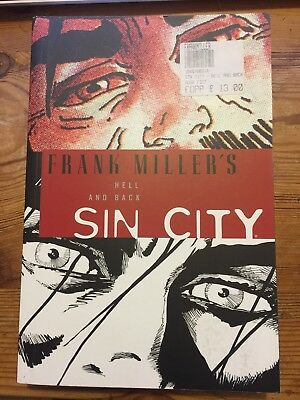 Frank Miller's Sin City - vol. 7 - Hell And Back