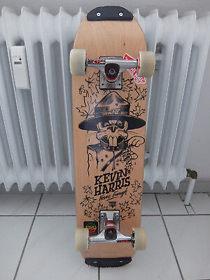 Kevin Harris Never Enough Skateboards Freestyle Skateboard, Powell Peralta, TOP