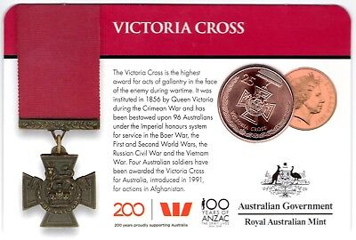 Legends of the ANZACS - ROYAL AUSTRALIAN MINT- 2017 Coin Collection