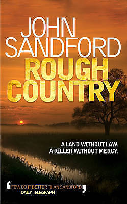 Rough Country by John Sandford (Paperback)