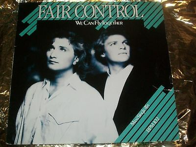 Fair Control--We Can't Fly Together--5,34 Min.--Extended Version--1986--12' Maxi