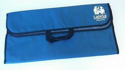 Laerdal Medical Training Mat For Resucus Anne Manikin CPR Blue NEW