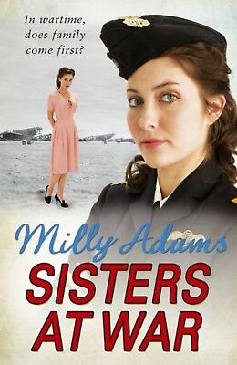 Sisters At War - Millie Adams, Paperback, New Book (A Format)