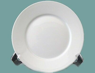 """4 DENMARK USA TOOLS FOR COOKS - Bread or Dessert Plates - 7"""" dia - Used Once!"""