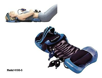 POSTURE PUMP Relief For Neck and Back Pain - Deluxe Full Spine Model 4100-S