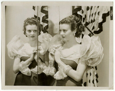 Heather Angel Vintage 1934 Glamorous Art Deco Stand Up and Cheer! Photograph