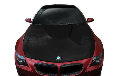 GFK 1 Piece Aero Function Replacement for 2006-2010 BMW M6 E63 E64 AF-1 Front Lip Spoiler