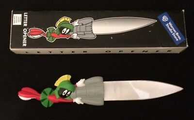 MARVIN THE MARTIAN LETTER OPENER in Box Warner Bros Studio Store