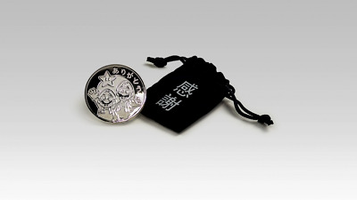 Club Nintendo Europe Goodbye Coin and Pouch Brand New Mario Luigi - Zelda Link