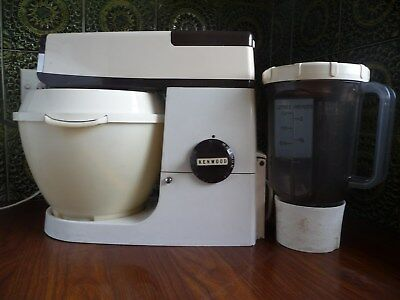 Kenwood Chef A703C kitchen appliance mixer blender 420W Australian made