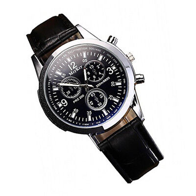 Wrist Watches for Man Boy Leather Strap Quartz Male kids Children Scout Him Gift