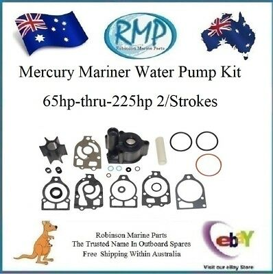 A New Water Pump Kit Suits Mercury Mariner 65hp-thru-225hp R 46-60367A1 Nice