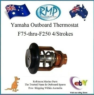 A Brand New Thermostat Suits Yamaha 4/Strokes 75hp-thru-300hp # 67F-12411-00