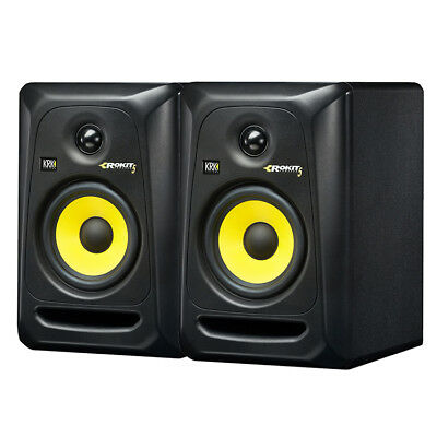 KRK Rokit 5 G3 Active Powered Studio Monitor Speakers (Pair)